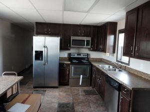 Oilfield Housing | Crew Quarters | Kitchen