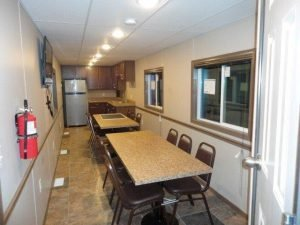 Oilfield Housing | HB Safety Unit | Interior
